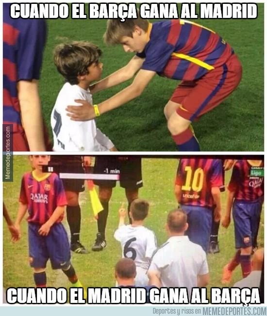 827350 - Diferencias entre Barça y Madrid