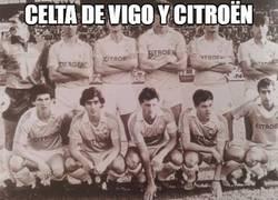 Enlace a Celta de Vigo y Citroën