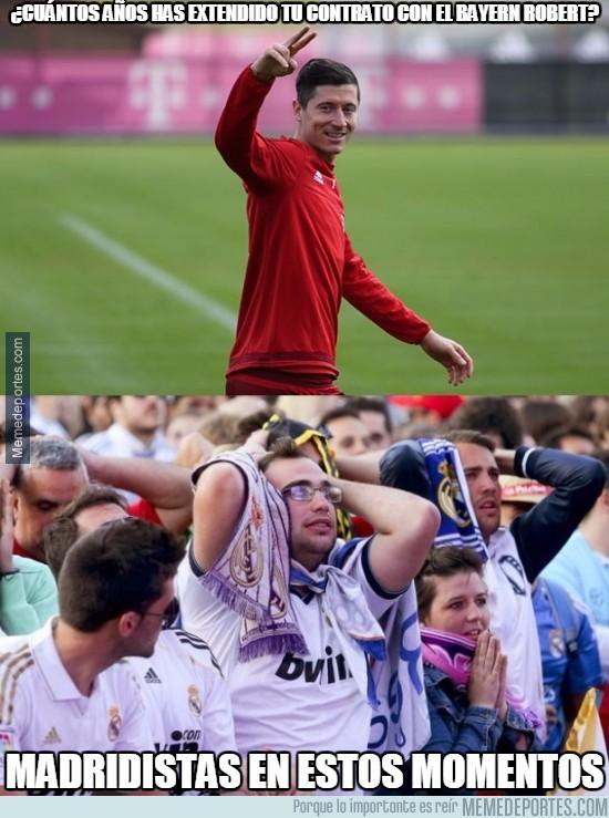 827938 - ¿Cuántos años has extendido tu contrato con el Bayern, Robert?