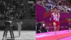 Enlace a GIF: Las Olimpiadas han evolucionado mucho en los últimos 80 años