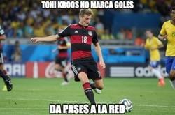 Enlace a Menudo jugón está hecho Kroos