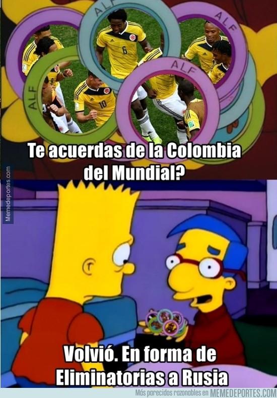 828239 - La vieja Colombia ha vuelto