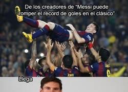 Enlace a Otra oportunidad para Messi