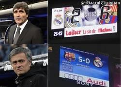 Enlace a Entrenadores del Real Madrid y su primer partido ante el Barça