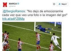 Enlace a Sergio Ramos lo ha vuelto a hacer