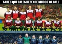 Enlace a Sabes que Gales depende mucho de Bale