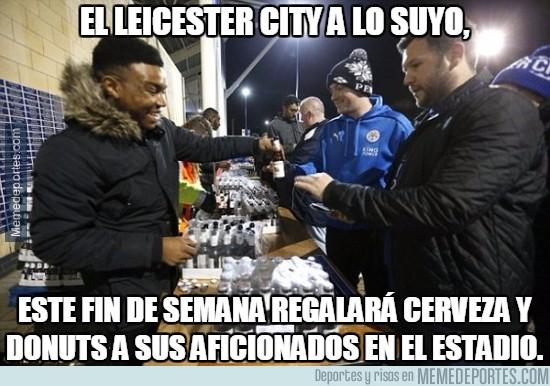 829326 - El Leicester city a lo suyo