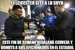Enlace a El Leicester city a lo suyo