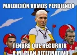 Enlace a El nuevo plan de Zidane