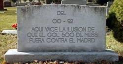 Enlace a No ha habido gol 500 de Messi ante el Madrid