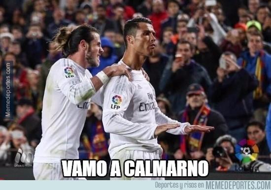 830265 - Cristiano silencia al Camp Nou