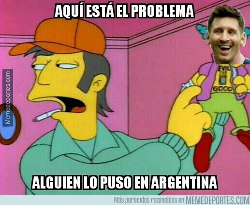 830741 - El porqué del rendimiento de Messi en el clásico