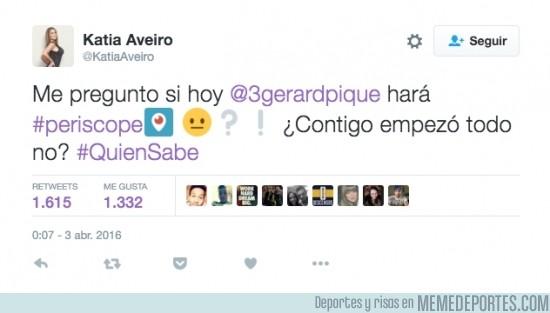 830950 - La hermana de Cristiano Ronaldo la lía en Twitter mandándole un mensaje a Piqué