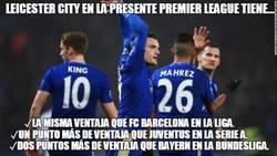 Enlace a Leicester City en la presente Premier League tiene...