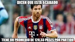 Enlace a Incombustible Xabi Alonso