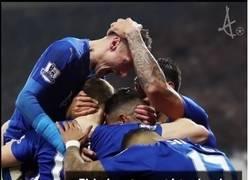 Enlace a La coincidencia del Leicester