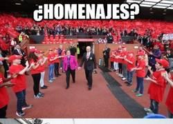 Enlace a La tribuna Bobby Charlton
