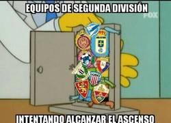 Enlace a Segunda división ahora mismo...