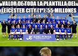 Enlace a De Bruyne vs Leicester