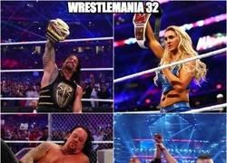 Enlace a Wrestlemania 32