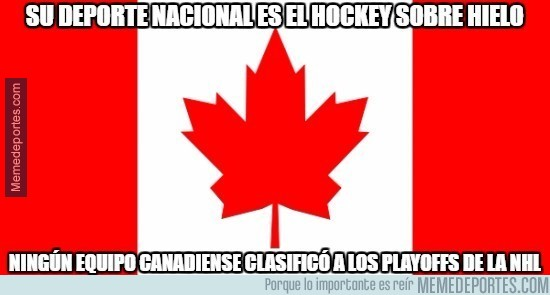 831822 - Mala suerte para los equipos canadienses