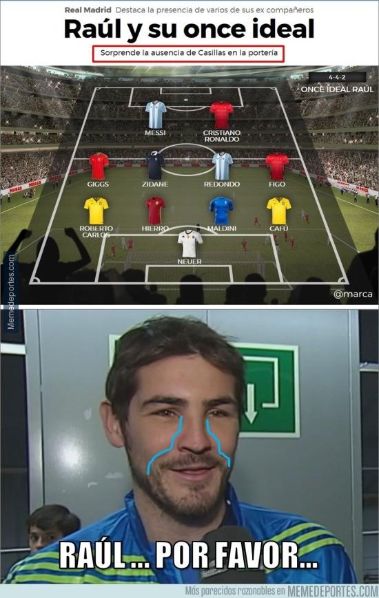 831912 - Pobre Casillas...