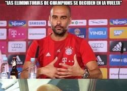 """Enlace a """"Las eliminatorias de Champions se deciden en la vuelta"""""""