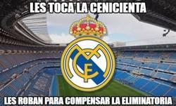 Enlace a La mala suerte del Real Madrid