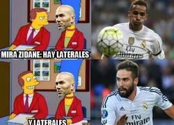Enlace a ¿Lo entenderá así Zidane?