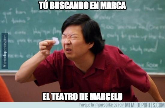 833417 - Tú buscando en Marca el teatro de Marcelo