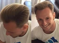 Enlace a El nuevo corte de pelo de Rakitic