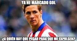 Enlace a Torres tiene una pequeña duda