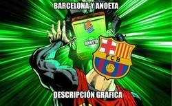 Enlace a La kriptonita del Barça