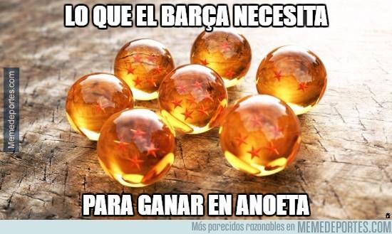 834819 - La solución definitiva para el Barça