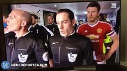 Enlace a GIF: El árbitro del Totteham vs Manchester más motivado que los jugadores