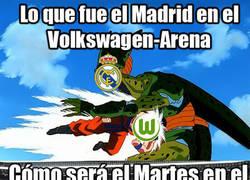 Enlace a Que tiemble el Wolfsburgo