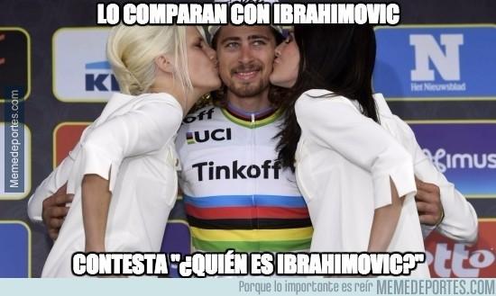 835887 - La genial respuesta de Sagan cuando le comparan con Ibrahimovic