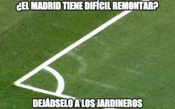 Enlace a El Bernabéu será esta noche más ancho de lo normal, trampitas trampitas