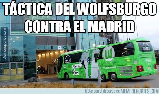 836297 - El Wolfsburgo pone el autobús