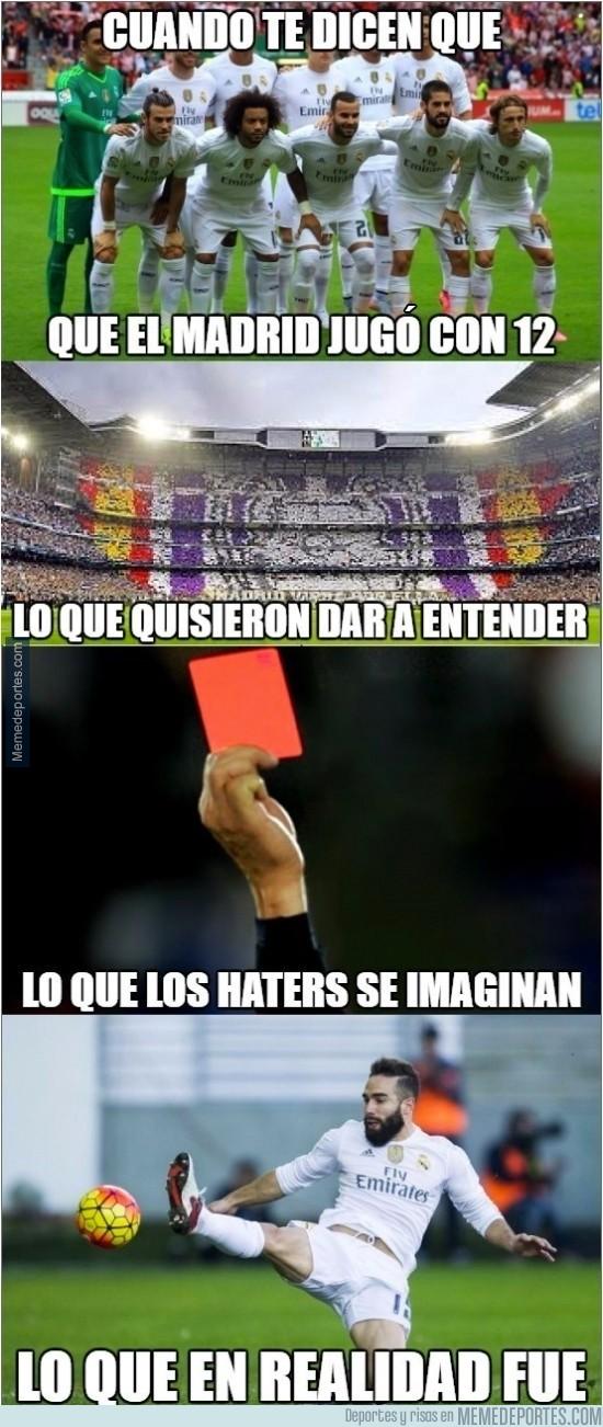 836792 - Muy bien el Bernabéu, pero mejor Carvajal