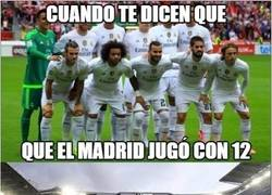 Enlace a Muy bien el Bernabéu, pero mejor Carvajal