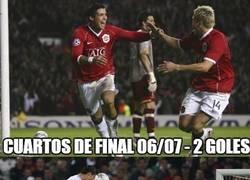 Enlace a Cristiano y los cuartos de Champions