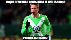 Enlace a Lo que de verdad necesitaba el Wolfsburgo
