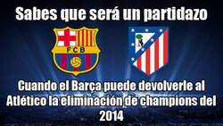 Enlace a Sed de venganza del Barça