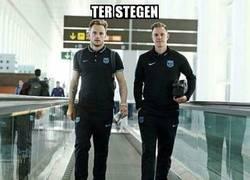 Enlace a El Barça clona a Ter Stegen