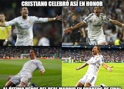 Enlace a El espíritu de Chichadios estuvo presente en el Bernabéu