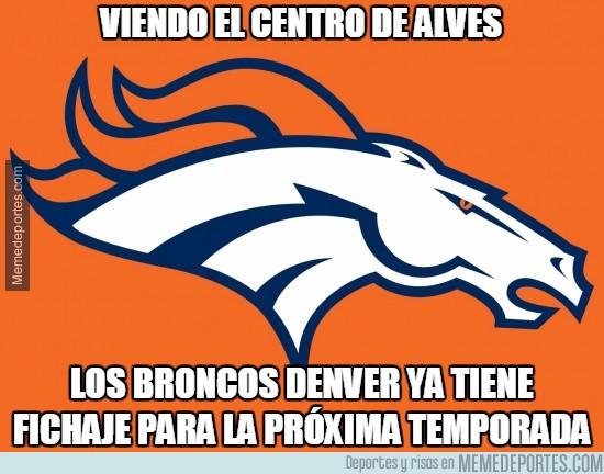 837275 - Sería un fichajazo para los Broncos