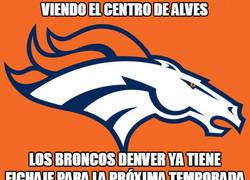 Enlace a Sería un fichajazo para los Broncos