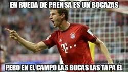 Enlace a Müller siempre aparece