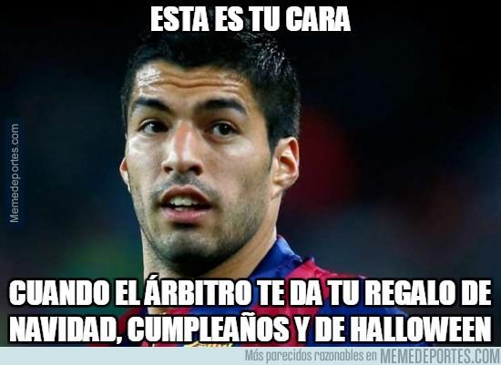 837299 - Suárez jugando de gratis la Champions